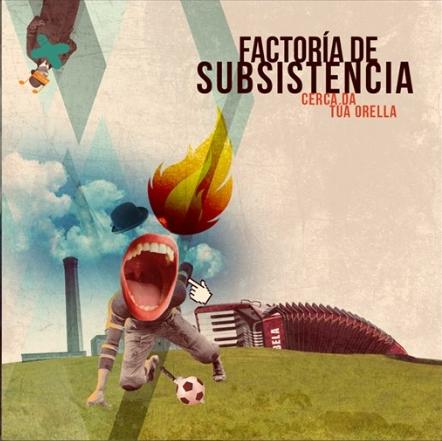 Factoría de Subsistencia debuta <i>Cerca da túa orella</i>