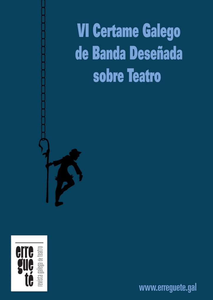 Manuel Tudela faise co VI Certame de Banda Deseñada sobre Teatro