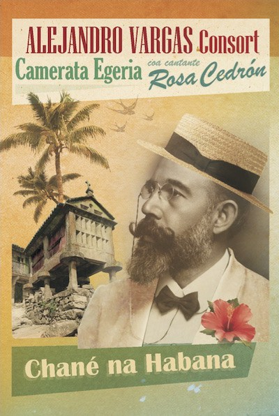 aCentral Folque presenta o disco <i>Chané na Habana</i>