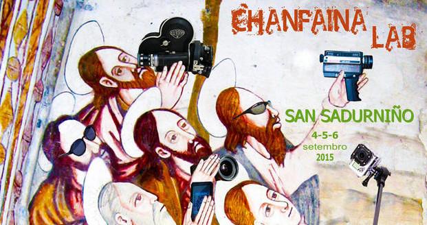 O Chanfaina Lab explora as posibilidades da relación entre rural e cinema