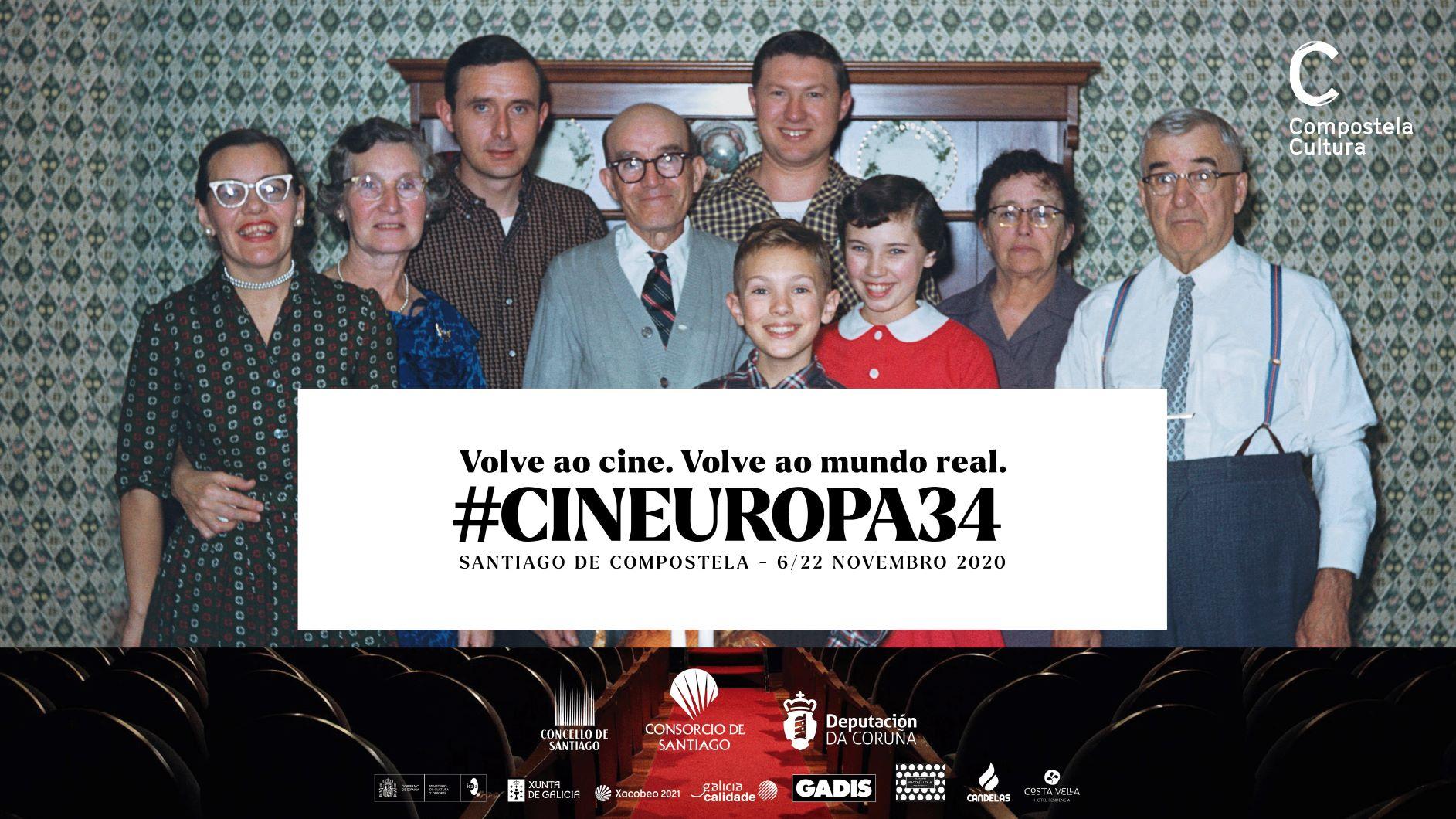 A cita santiaguesa co cine farase en formato exclusivamente presencial en catro espazos da cidade