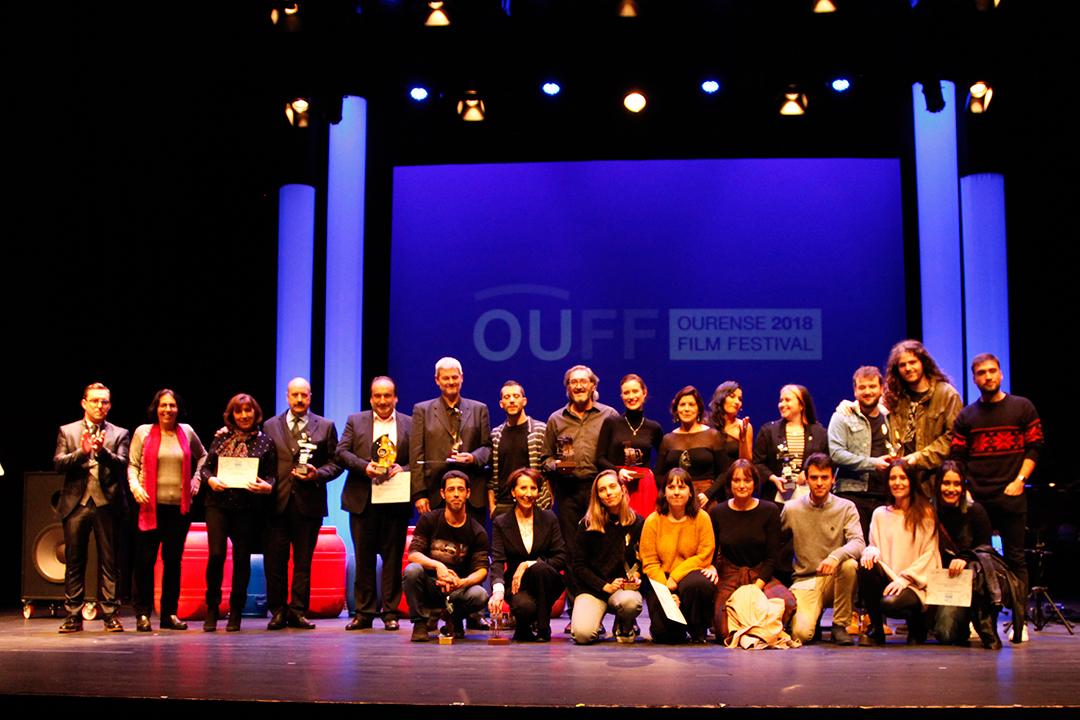 O festival de cine de Ourense pecha a súa edición máis complicada con éxito de público