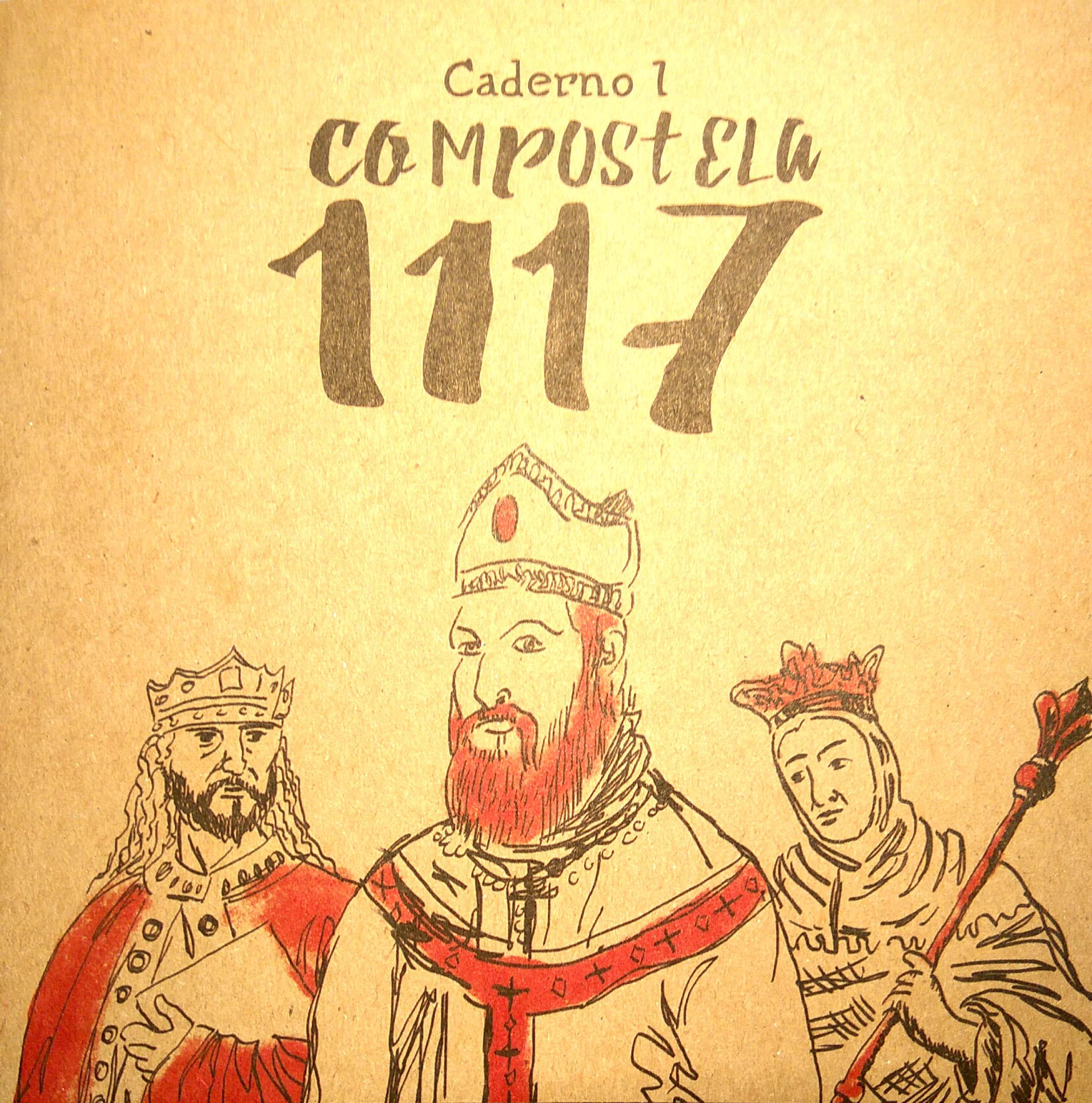 As revoltas de 1117 protagonizan a primeira entrega da nova colección divulgativa