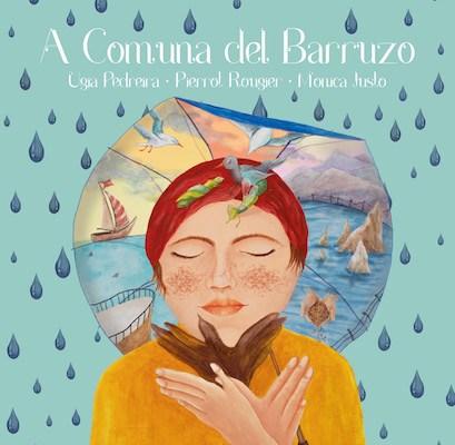 O primeiro libro-CD en galego-asturiano para público infantil conta con ilustracións de Mónica Justo