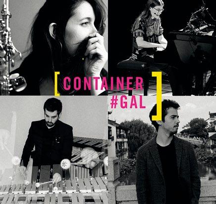 Terán lugar varias estreas absolutas de obras de artistas galegos