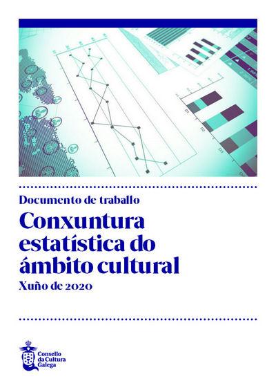 O Observatorio da Cultura Galega presenta unha análise estatística do sector nos últimos meses