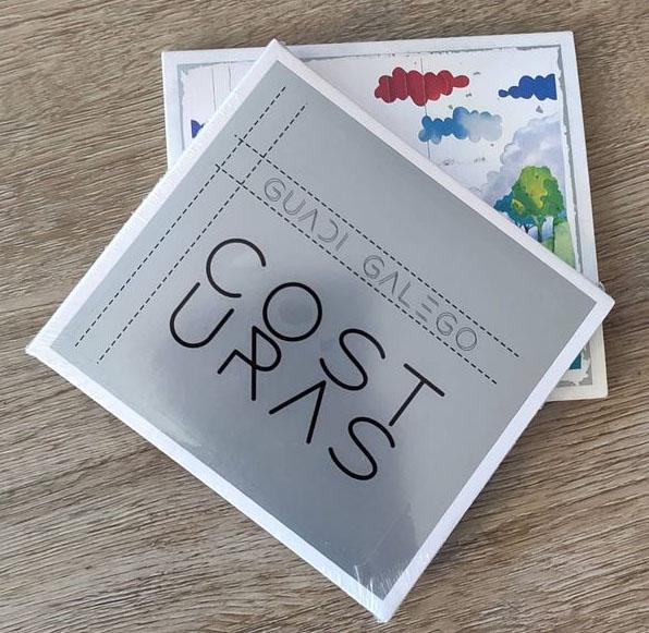 Guadi Galego presenta 'Costuras', quinto disco en solitario