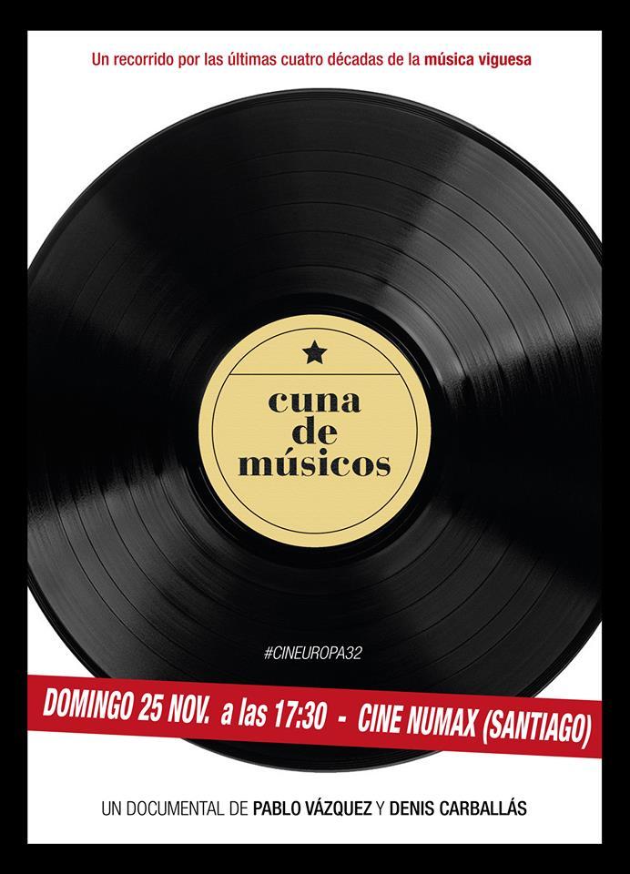 Un documental en liña repasa a historia musical de Vigo