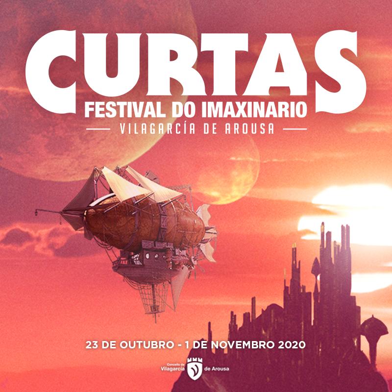 Rebeca Losada gaña o certame de 'Contos arrepiantes' do festival Curtas de Vilagarcía