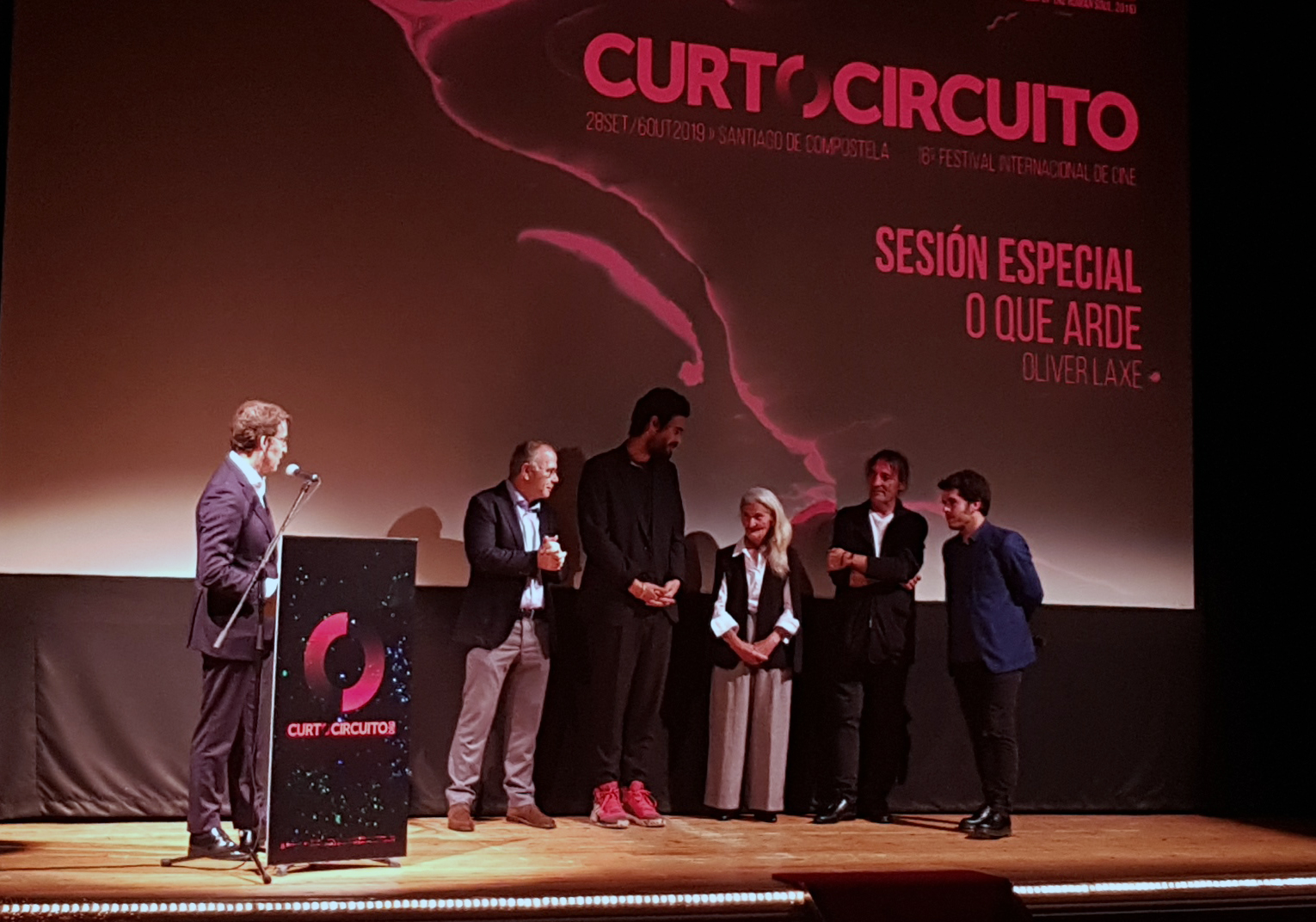 O audiovisual galego presentouse en 15 festivais e mercados internacionais en 2019