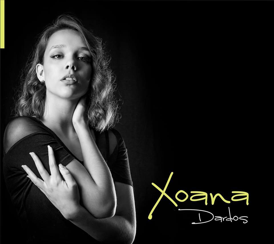 A cantora do Porriño presenta esta noite en Compostela o seu disco de debut
