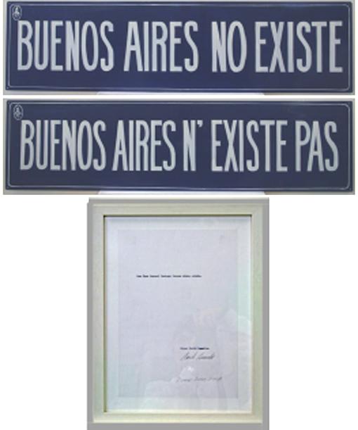 A mostra do creador arxentino de orixes galegas estará aberta ata o vindeiro 3 de outubro