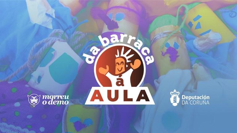 O colectivo publica na rede cinco vídeos no marco do seu proxecto didáctico Da Barraca á Aula