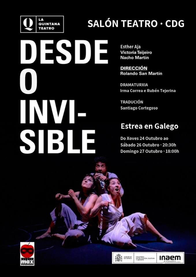 A produción en castelán recibiu en 2008 o Premio Max ao espectáculo revelación