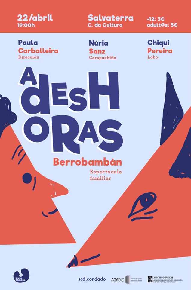 Berrobambán chega <i>Adeshoras</i>