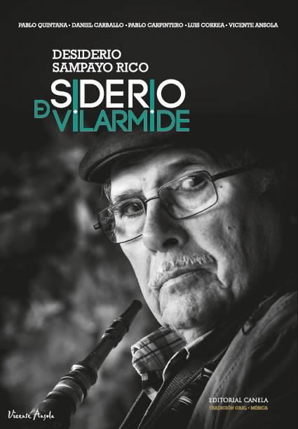 Un libro disco recupera o traballo de Siderio de Vilarmide