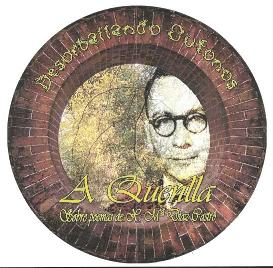 O último disco do grupo achega versións de 15 poemas do autor