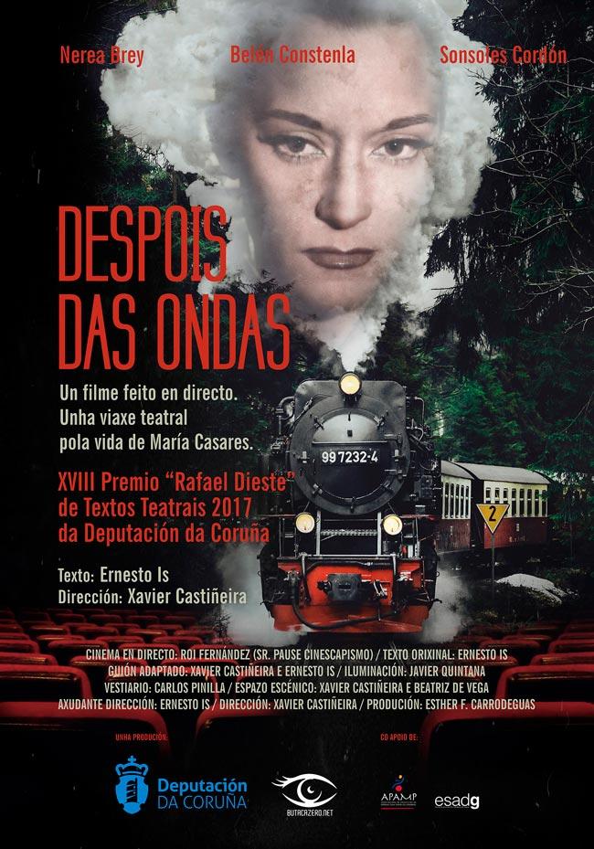O texto foi o gañador do XVIIIº Premio Rafael Dieste de Teatro