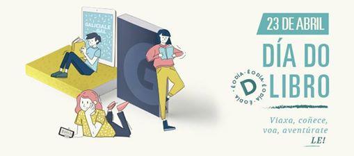 A conmemoración do Día do Libro enche a axenda de actividades de animación á lectura