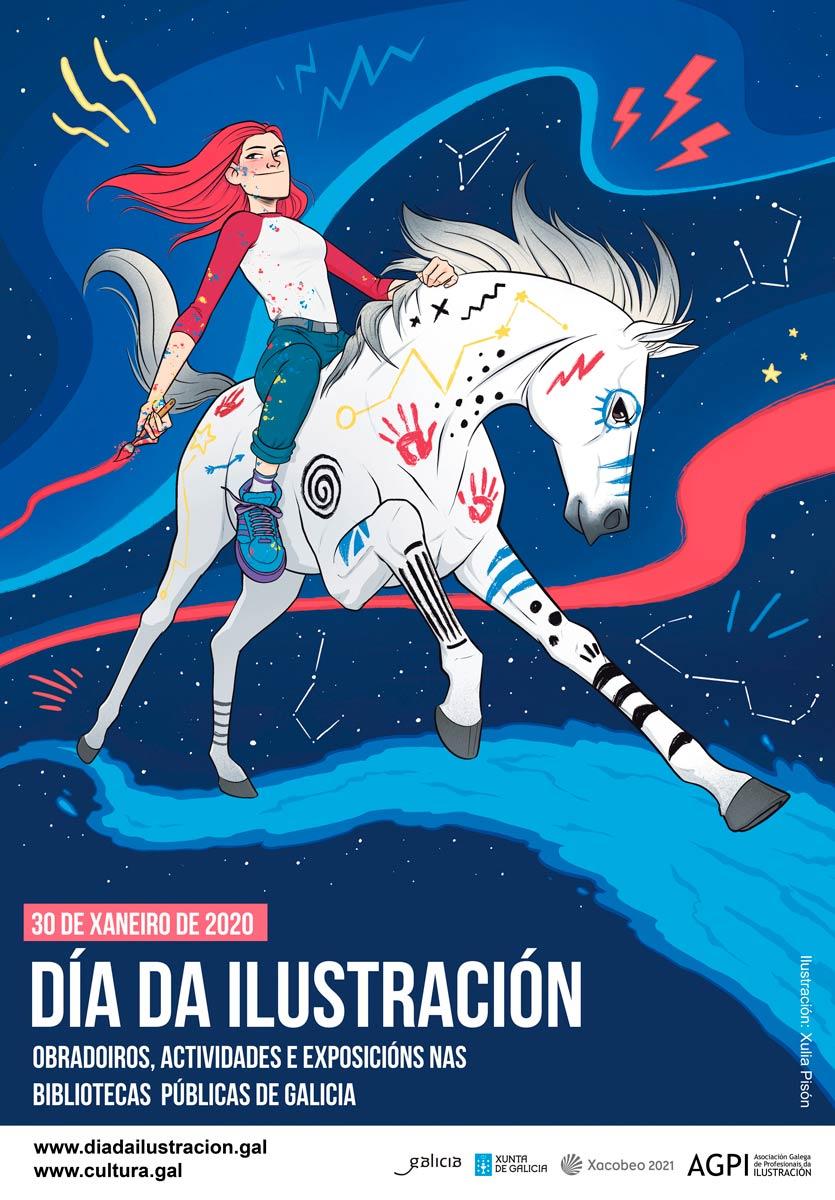 Cándido Fernández Mazas protagonizará o Día da Ilustración