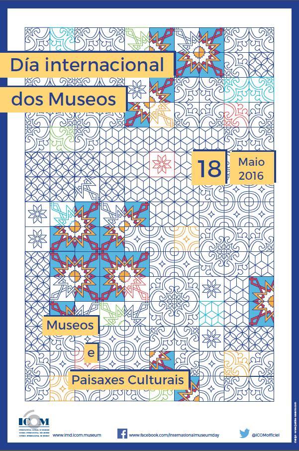 O Día Internacional dos Museos conmemórase este 18 de maio