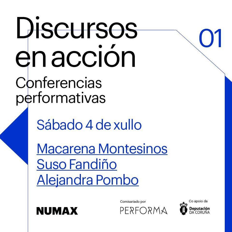 Misha Bies Golas, Macarena Montesinos, Jacobo Bugarín, Suso Fandiño, Xisela Franco e Alejandra Pombo estrearán o formato