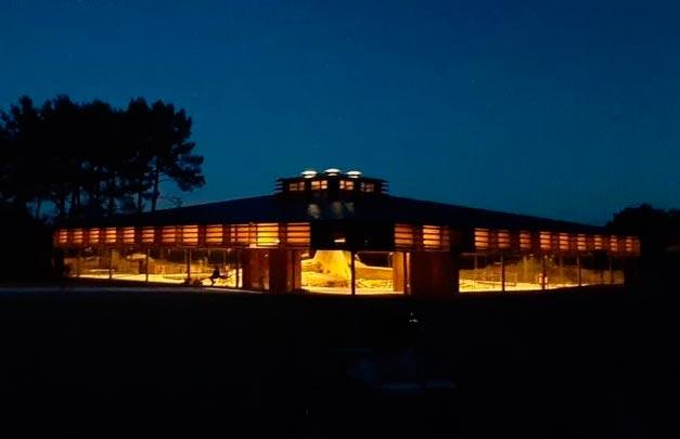 A Deputación da Coruña licita unha intervención de mellora para o centro de Interpretación do dolmen