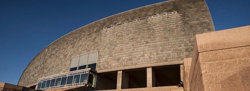 O arquitecto xaponés tamén é autor do Centro de Estudos Avanzados da Universidade de Santiago