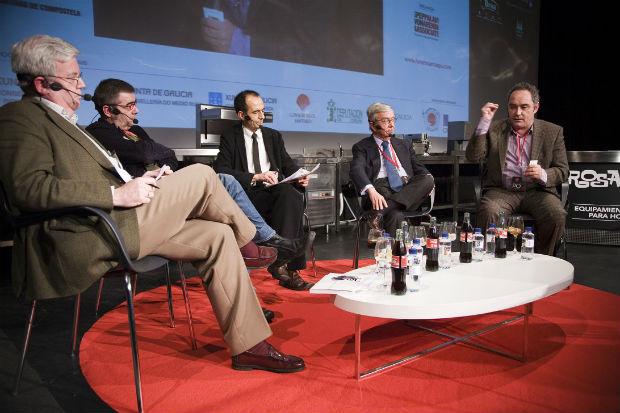 O Fórum Gastronómico desenvólvese en Compostela entre o 26 e o 28 de febreiro