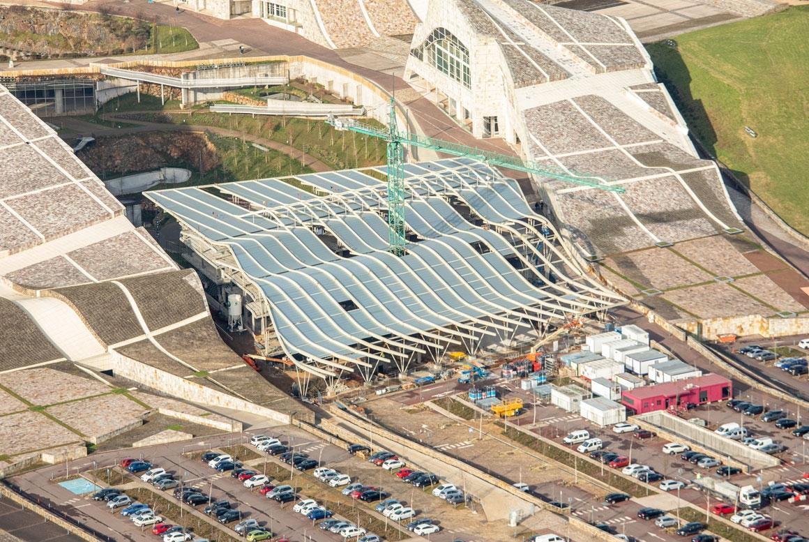 A nova instalación acollerá entidades universitarias e o Instituto de Ciencias do Patrimonio