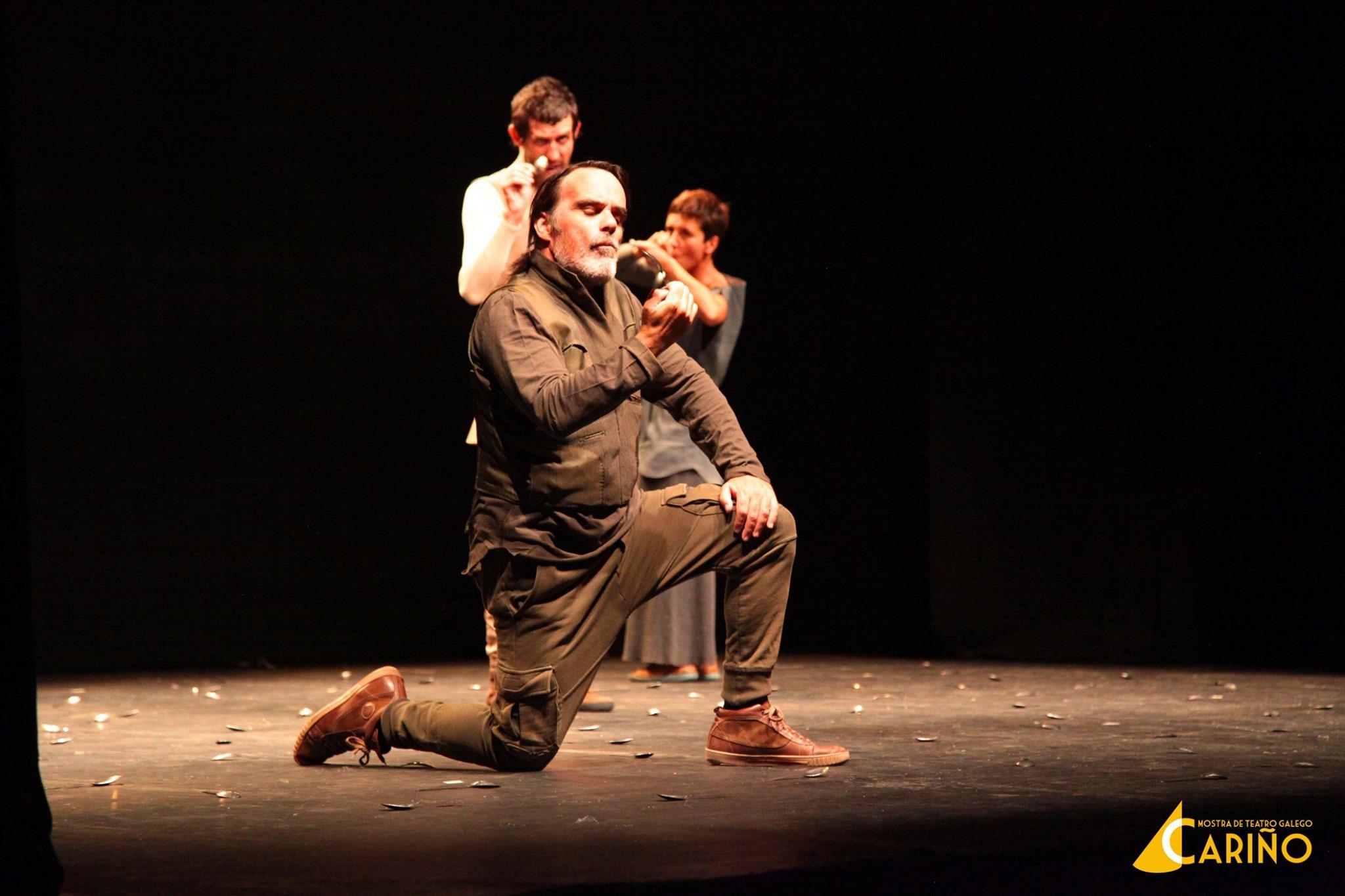 O público adulto premiou a revisión do drama grego en 'Electra' e o infantil a ilusión de 'O sal do mar e outros contos mariñeiros'