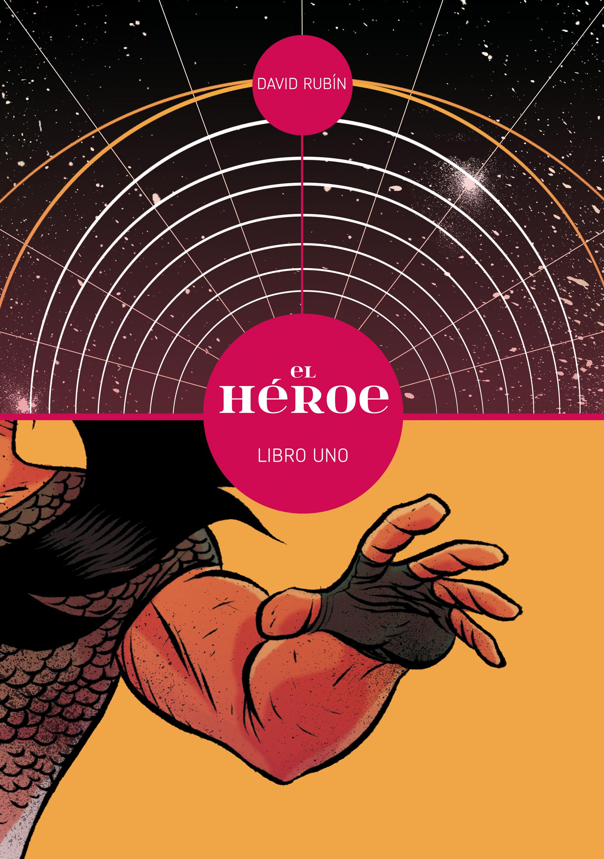 Astiberri publica en aberto <i>El Héroe</i> 1 de David Rubín