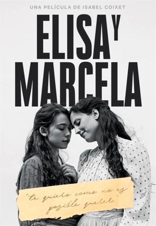 Este venres estréase en cines 'Elisa y Marcela'