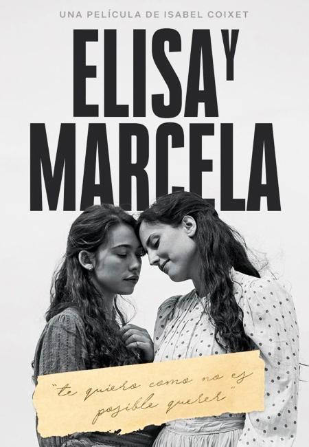 A longametraxe <i>Elisa y Marcela</i> participará na sección competitiva do festival