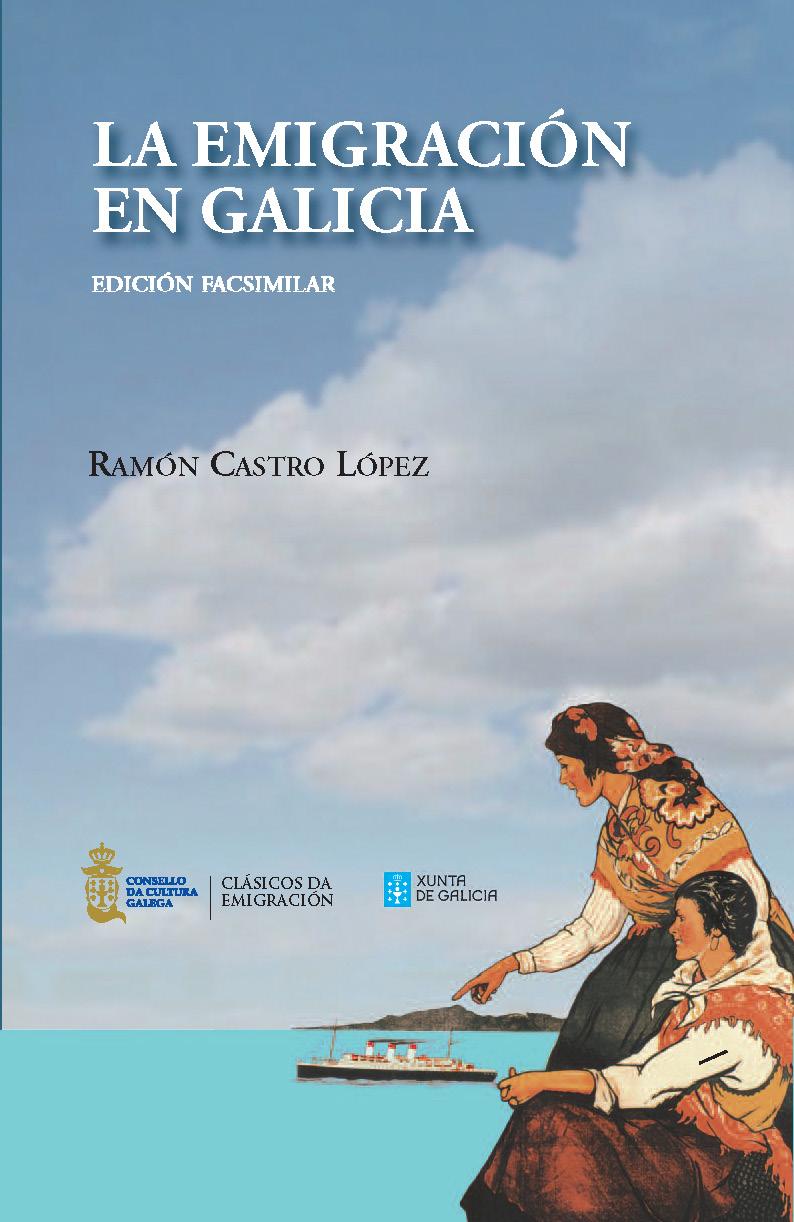 Unha colección recupera títulos clásicos da emigración galega
