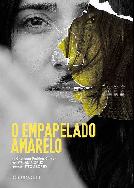 Melania Cruz afronta o monólogo sobre o relato homónimo de Charlotte Perkins Gilman