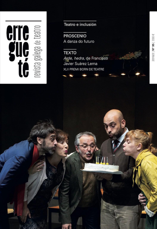 A nova entrega da Revista de Teatro inclúe un texto dramático de Francisco Javier Suárez Lema
