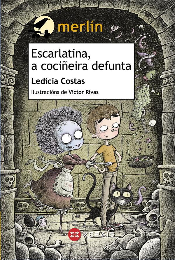 Ledicia Costas faise co Premio Nacional de Literatura Infantil