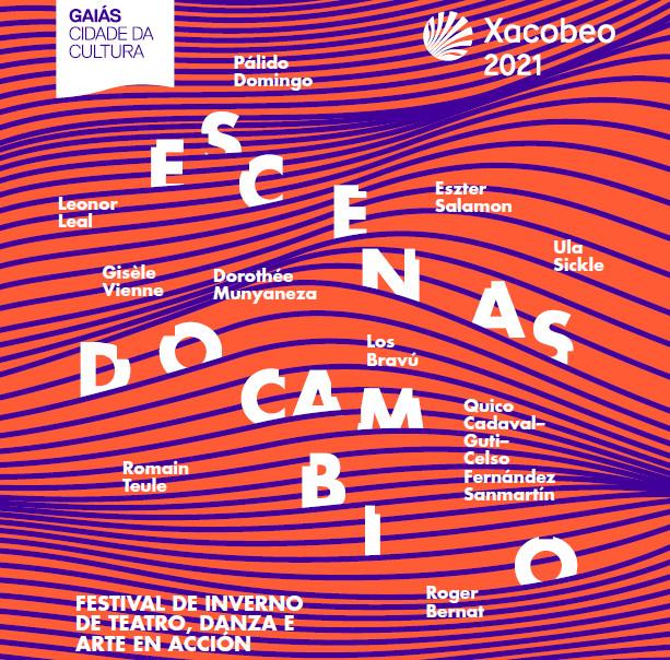 O VI Escenas do Cambio achegará seis estreas a Galicia