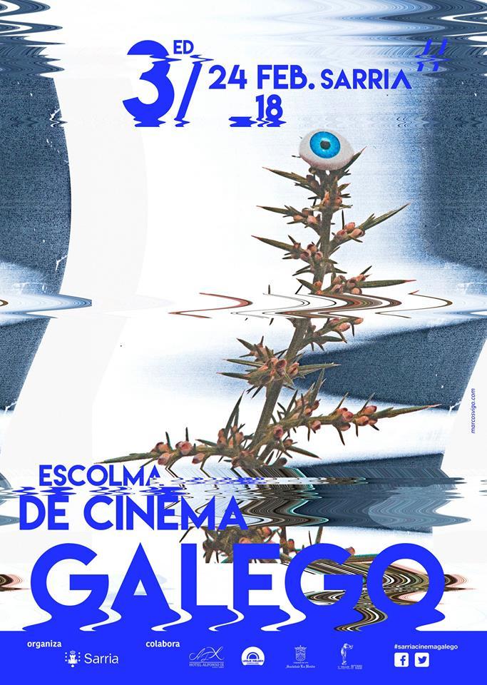 O audiovisual do país cítase na Escolma de Cinema Galego de Sarria