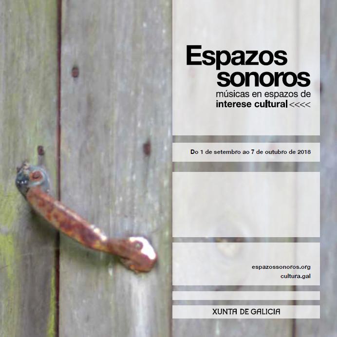 <i>Espazos Sonoros</i> presenta a súa XI edición