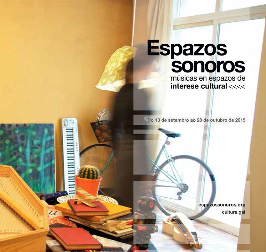Espazos Sonoros presenta dez concertos na súa VIII edición