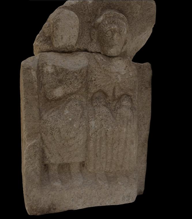 Foi creado polo Servizo de Arqueoloxía municipal e un obradoiro de emprego