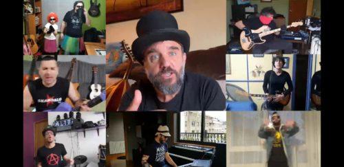 O tecido musical galego segue a xenerar himnos e músicas desde as súas casas pero con xenialidade