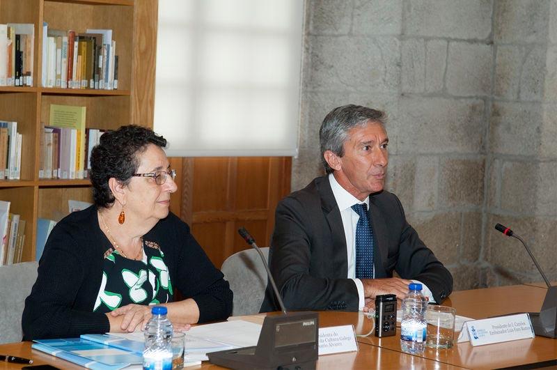 O presidente do instituto Camões abre hoxe a primeira sesión cunha conferencia