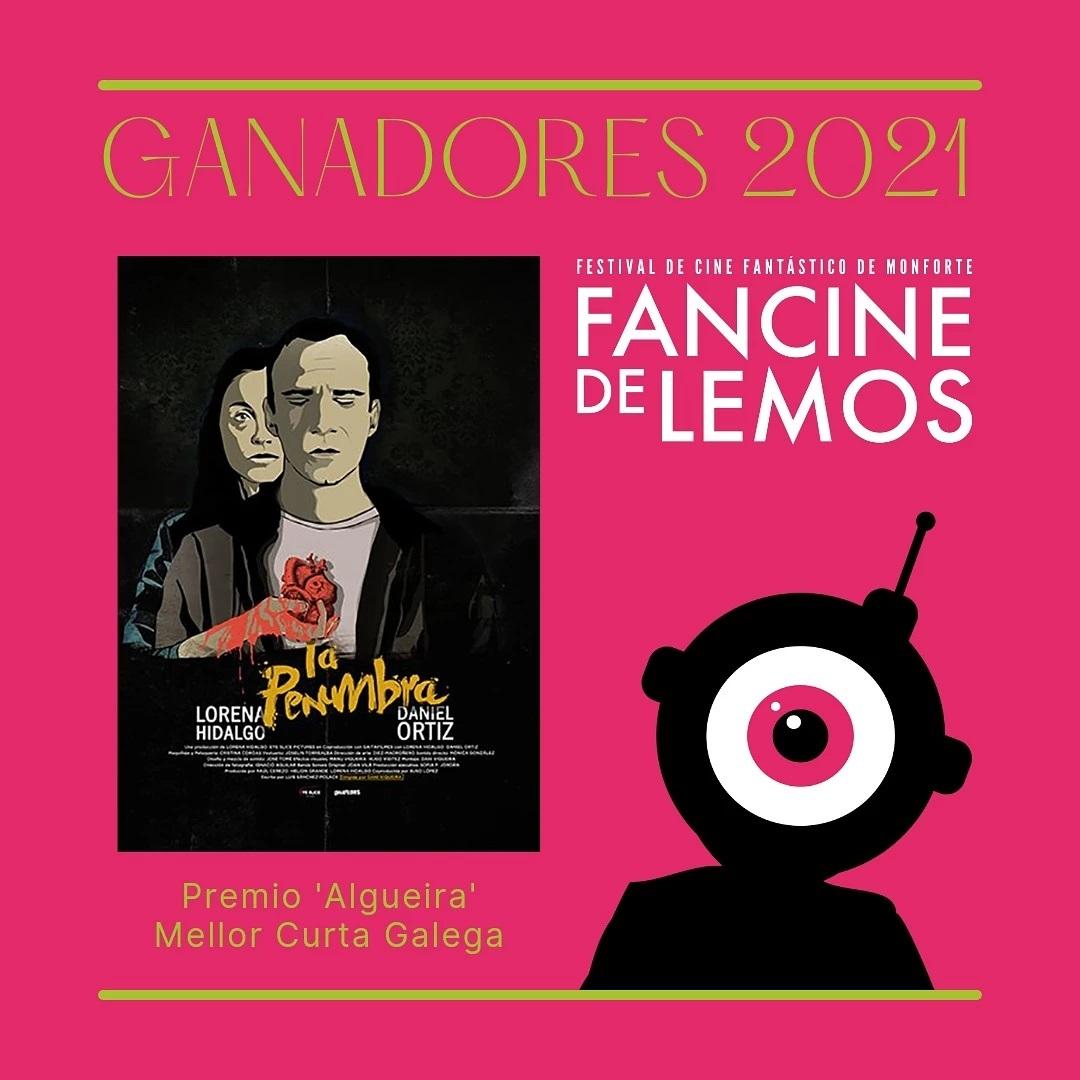 <i>La penumbra</i> de Daniel Viqueira foi escolleita como mellor curtametraxe galega