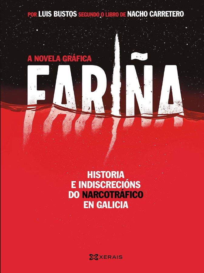 Xerais publicará en galego a novela gráfica baseada na obra de Nacho Carretero