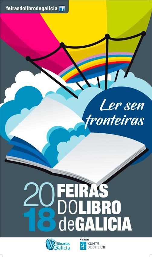 Verín abre o calendario destes eventos que teñen como lema 'Ler sen fronteiras'