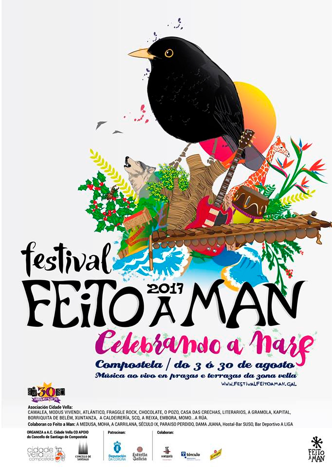 O festival de Compostela preséntase con novidades e un programa máis amplo e ambicioso