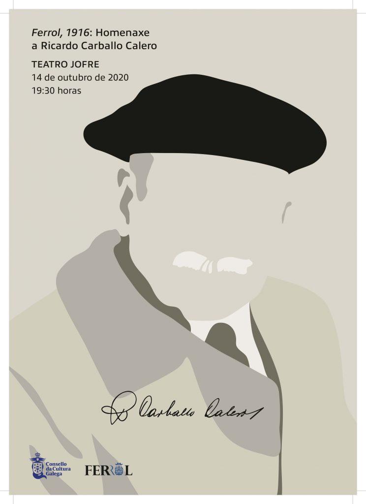 O evento <i>Ferrol, 1916</i> estrea a peza de Miguel Brotóns a musicar un poema do autor